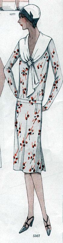 McCall 5367 1928