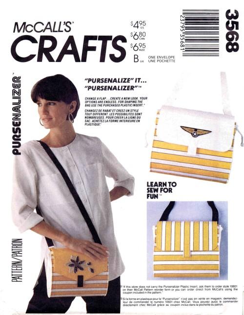 McCalls 1988 3568