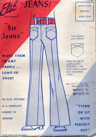 Else Jeans -400