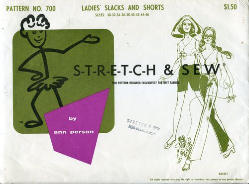 Stretch&sew700slacks