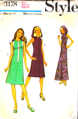 Hooded Dresses