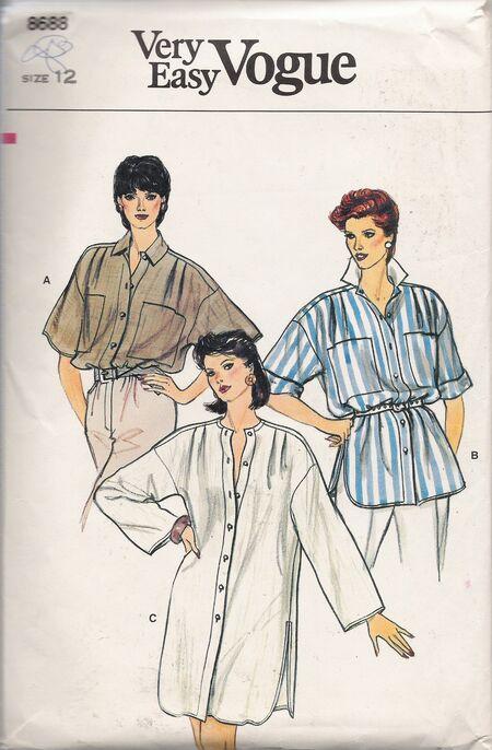 Vogue 8688 image