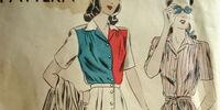 Vogue 9596 A