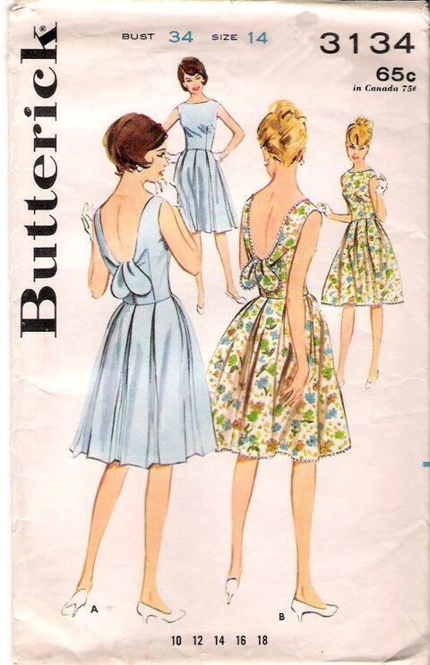 Butterick 3134