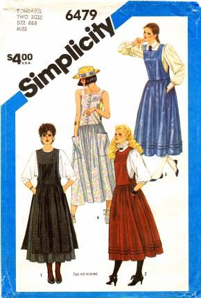 Simplicity 1984 6479