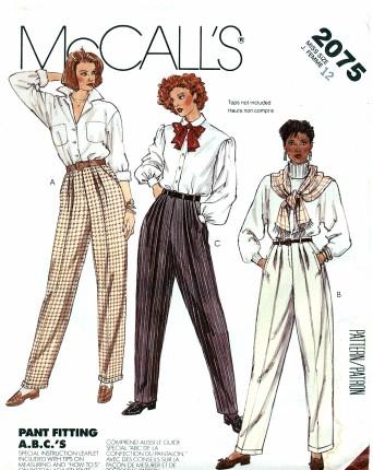 McCalls 1985 2075