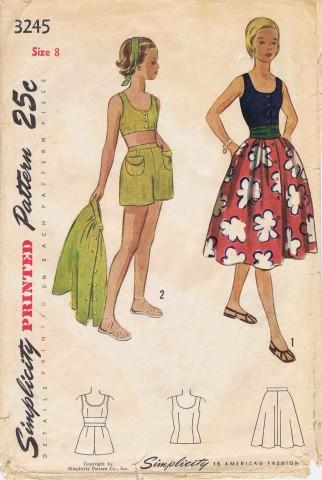 Simplicity 1950 3245