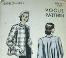Vogue 6063 A