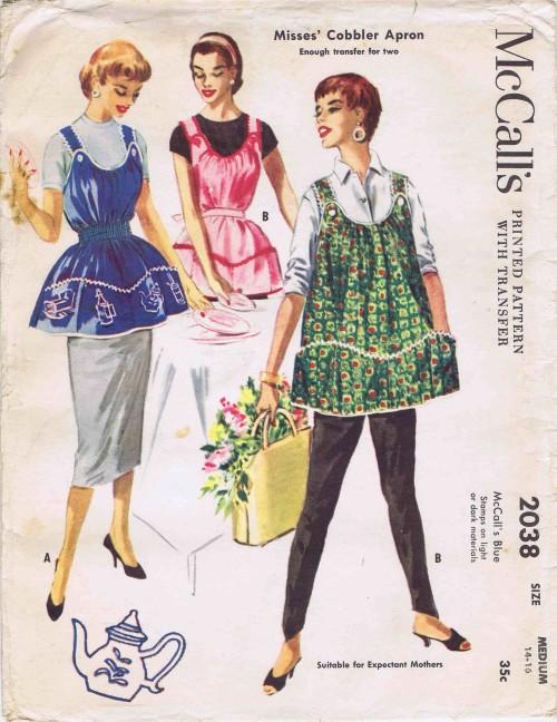 McCalls 1956 2038