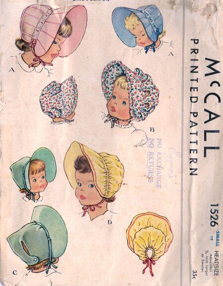McCall 1526