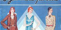 Beyers Mode für Alle No. 7 1931
