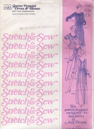 Stretch & Sew 1583 image