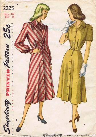 Simplicity 1947 2225
