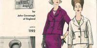 Vogue 1192 A
