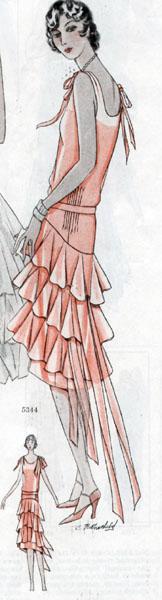 McCall 5344 1928