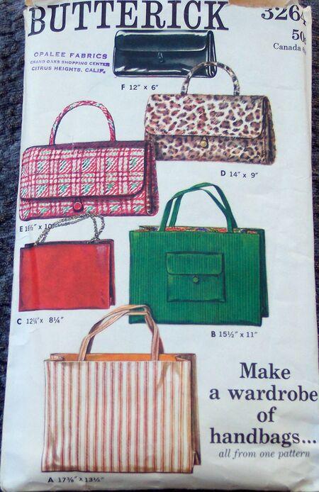 Vintage Patterns 035