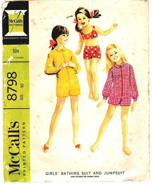 McCall's 8798 570