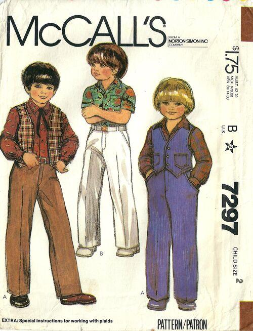McCalls 7297