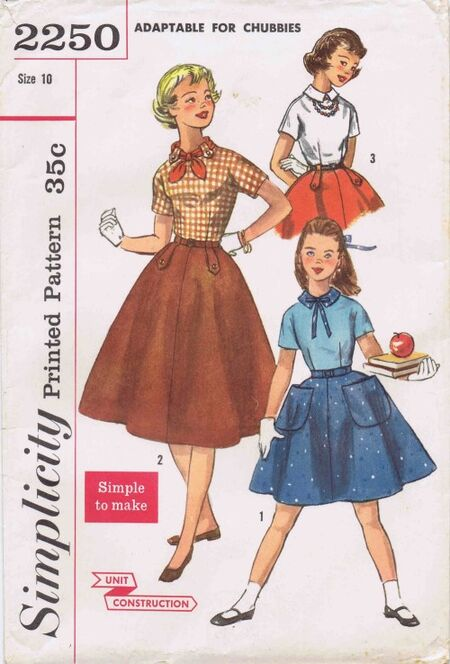 Simplicity 1957 2250