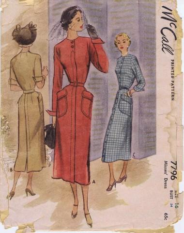 McCall 1949 7796