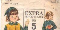 Butterick 3486 A