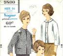 Vogue 9800 A