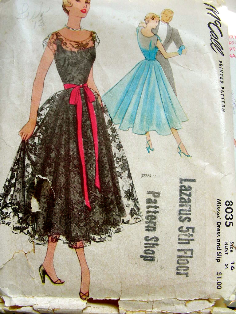 Mccall 8035 Vintage Sewing Patterns Fandom Powered By