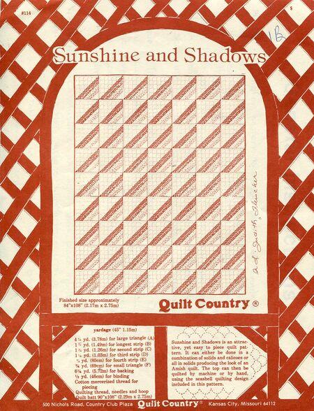 Sunshineandshadows