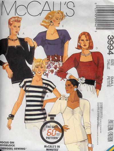 3994M 1988 Knit Top