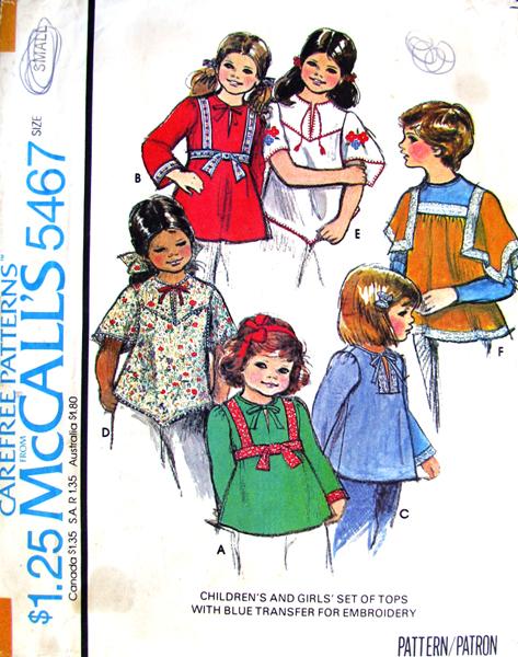 Mccalls 5467