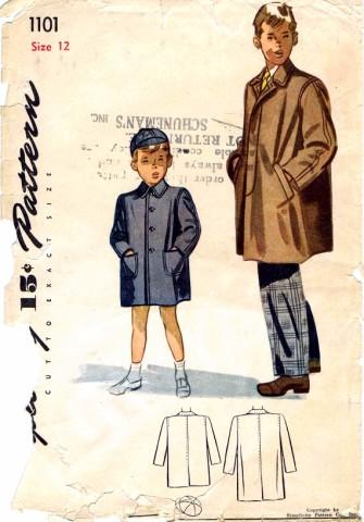 Simplicity 1944 1101