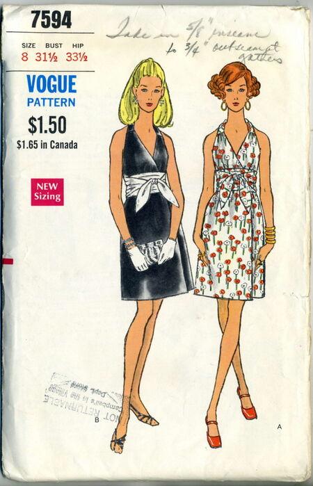 Vogue 7594001