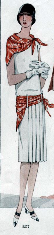 McCall 5277 1928