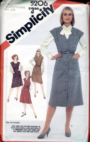Simplicity 5206 81
