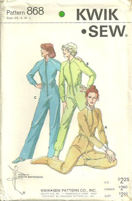 Kwik Sew 868