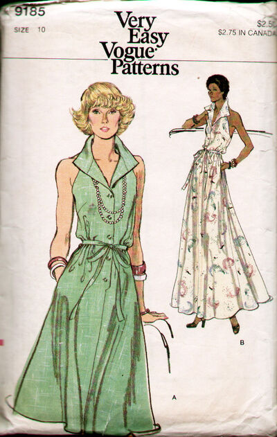 Vogue 9185 70s