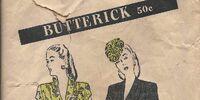 Butterick 3297 A
