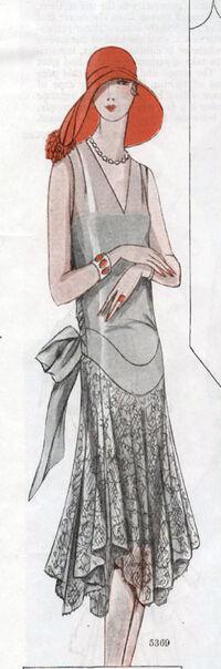 McCall 5369 1928