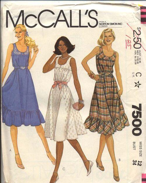 McCalls7500