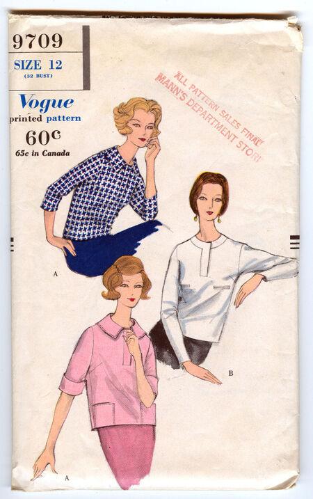 Vogue 9709