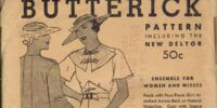 Butterick 5786 A