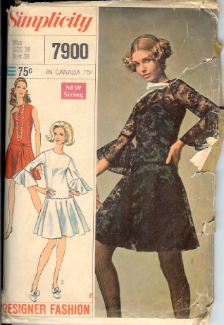 7900s 1968 Dress