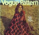 Vogue International Pattern Book August/September 1970