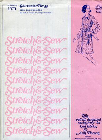 Stretch&sew1575dress