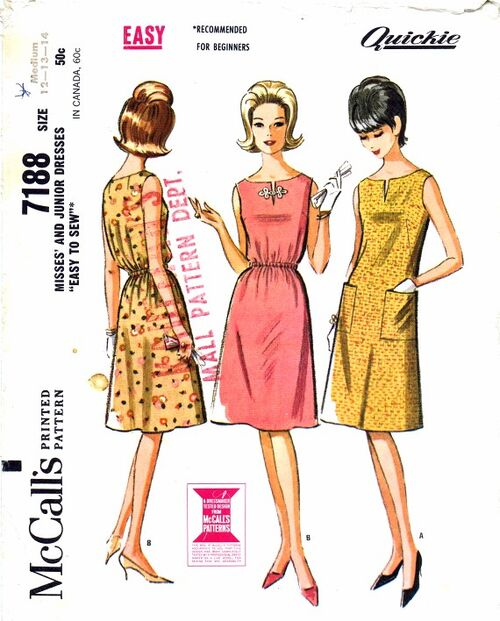 McCalls 1964 7188
