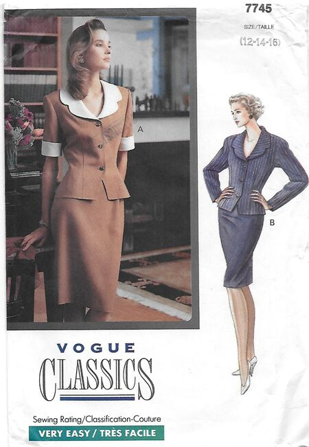 Vogue 7745 B