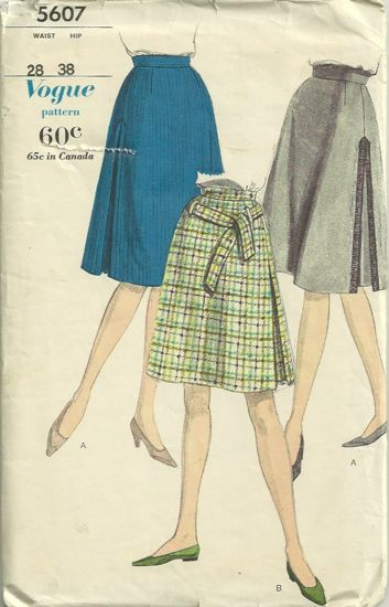 Vogue 5607