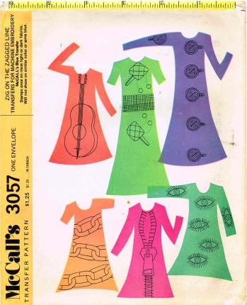 McCalls 1971 3057