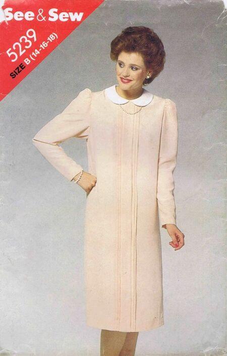 See & Sew 1983 5239
