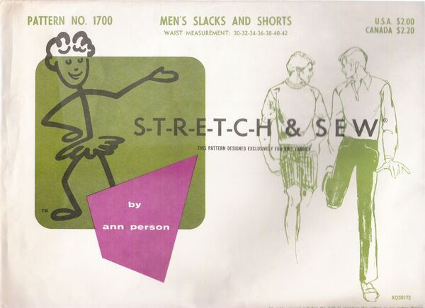 Stretch & Sew 1700 image